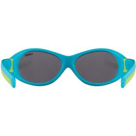 UVEX Sportstyle 510 Gafas deportivas Niños, blue green/smoke